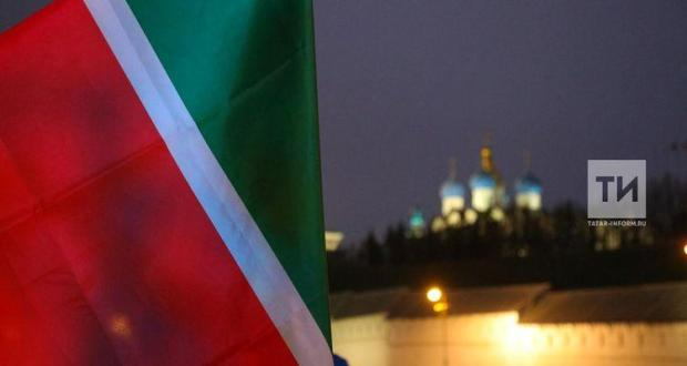 November 29 – Flag Day of the Republic of Tatarstan!