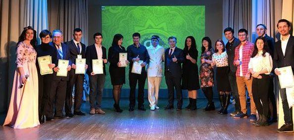 Тюменская молодежная организация «Яшь буын» принимает поздравления в связи с 20-летием