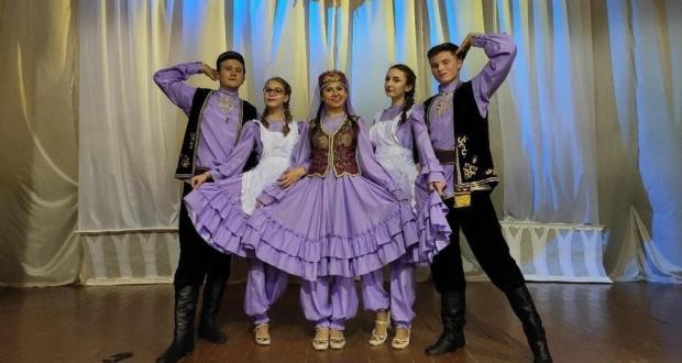 Татары Магнитогорска дали концерт в Светлогорске