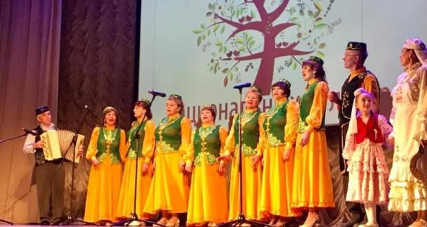 In St. Petersburg, the closing of the jubilee X Festival of National Cultures
