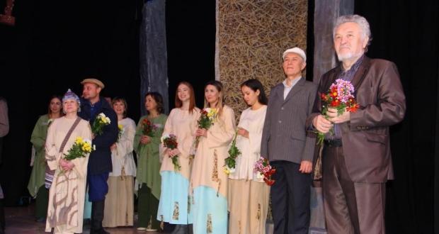 Яр Чаллы татар дәүләт драма театрының Сарапулда гастрольләре