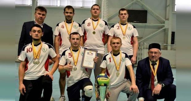 Волейболисты НКАТ Чувашии победители турнира