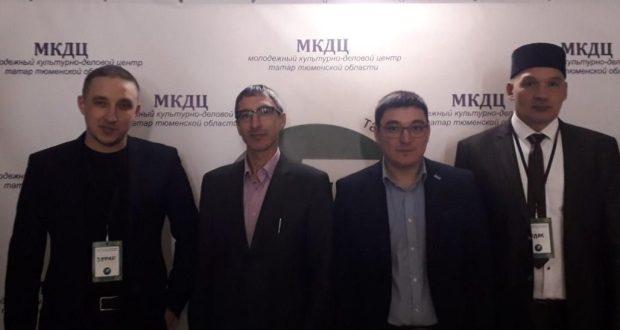 Project of Tatara Tyumen: one year of fruitful work