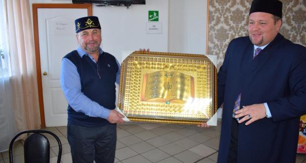 Түбән Новгород өлкәсендәге Өчкүл мәчетенә 30 ел