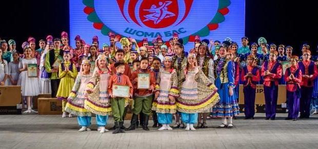В Свердловской области состоялся открытый Межрегиональный конкурс исполнителей татарских танцев «Шома бас» («Танцуй веселей»)