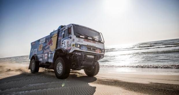 О 100-летии ТАССР узнают на автогонке «Дакар»