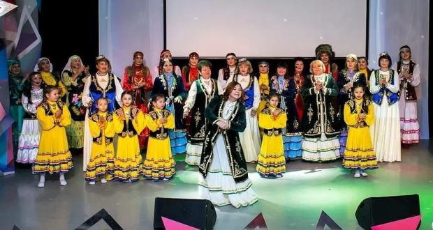 В Нижневартовске показали красоту и самобытность татарской и башкирской культуры