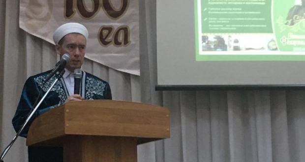 Бүген Әлмәттә Ризаэтдин Фәхреддингә багышланган бөтенроссия фәнни-гамәли конференция уза
