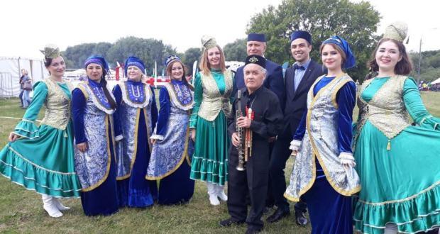В Москве состоялся концерт ансамбля «Идель»