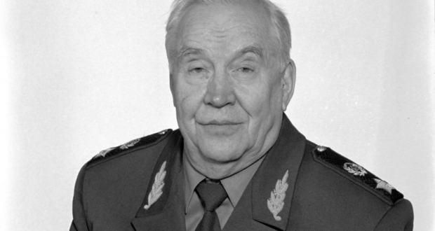 Завтра состоится прощание с генералом армии Махмутом Ахметовичем Гареевым