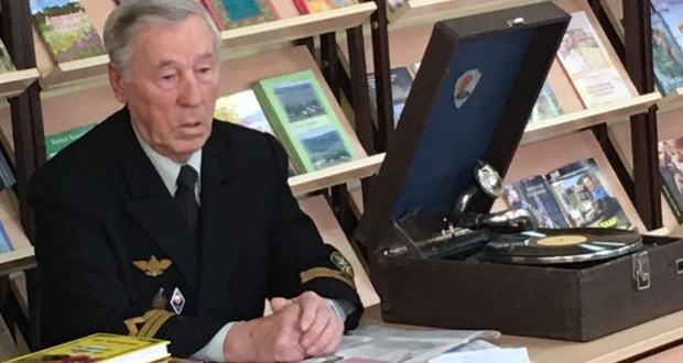 Ульяновскида Иркәм ага Хәйретдиновның иҗат кичәсе узды