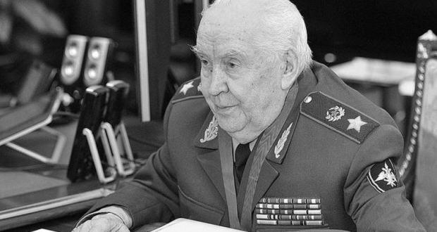 Махмута Гареева похоронили на военном мемориальном кладбище в Мытищах