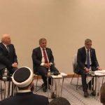 Президент РТ Рустам Минниханов провел встречу с представителями татарских общественных объединений Республики Беларусь