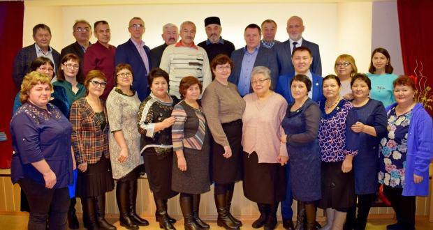 На севере Омской области обсуждали национальную политику России
