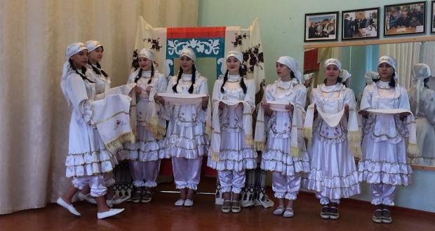 В Национальной татарской гимназии Саратова прошли «Джалиловские чтения»