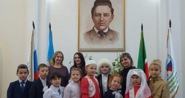 Ульяновск өлкәсендә «Җәлил укулары» бәйгесе узды