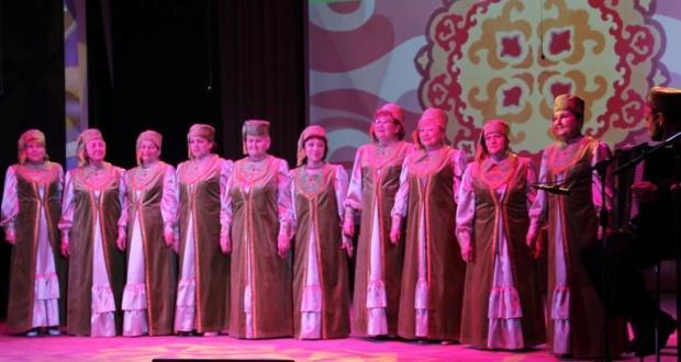 В Магнитогорске состоялся XIII Фестиваль-конкурс татарского песенного творчества «Хәтер» (Память)