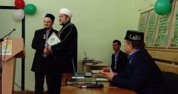 Аксубайның Түбән Татар Майнасы авылы мәчетенең 25 еллыгы билгеләп үтелде