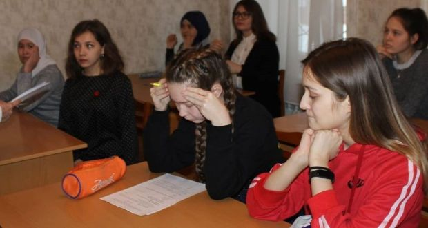 В Свердловской области дети приняли участие в олимпиаде по татарскому языку