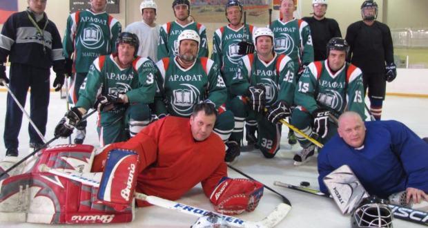 Хоккейная команда «Арафат» из Дзержинска едет в Кочко-Пожарки