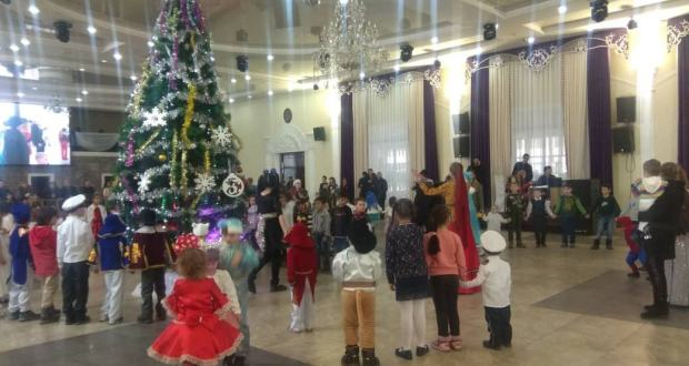 Mukhtasibats  of Tatarstan during the winter holidays for two weeks  have  organized  vacations for 2500 children