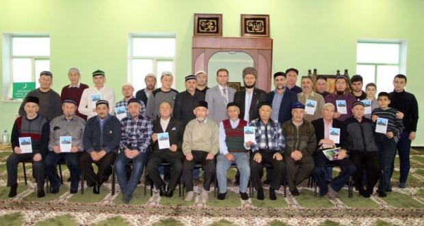Интенсивные курсы по основам Ислама для имамов провели в Саратовской области