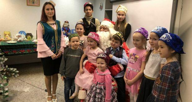 Женская и молодежная организации при РНКАТНО организовали благотворительный праздник