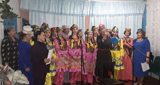 Омски өлкәсендә Сара Садыйкова иҗатына багышланган кичә үткәрелде