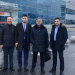 Васил Шәйхразыев эшлекле визит белән Башкортстанга килде