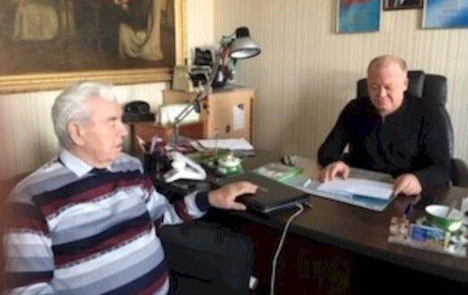 Раис Биглов пишет книгу о татарах Сызрани