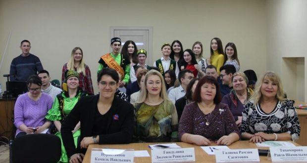В Новосибирске прошёл Областной конкурс «Татар егете-2020»