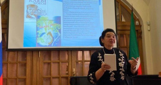 Выдвижении кандидатуры на соискание Государственной премии имени Габдуллы Тукая в Национальном музее