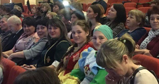 Ульяновск өлкәсендә Ана теле укытучыларының форумы үтте