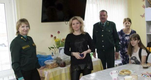 Елабужские волонтеры «золотого» возраста узнали секреты татарской кухни