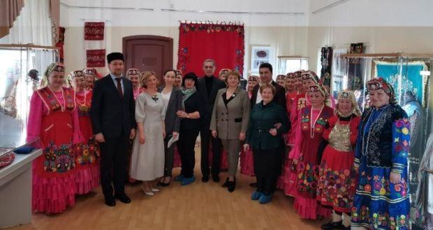 В Екатеринбурге состоялось открытие Межрегиональной этнографической выставки традиционной культуры татар