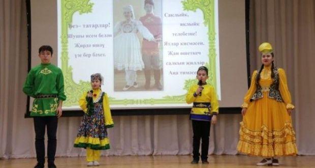 На базе Уруссинской гимназии состоялся межрегиональный семинар учителей татарского языка и литературы