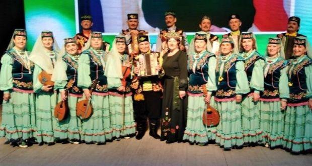 Фольклорный ансамбль из Башкирии стал лауреатом Межрегионального фестиваля в Екатеринбурге