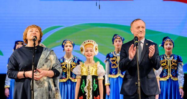 ФОТОРЕПОРТАЖ: Свердловск өлкәсендә ТАССР төзелүнең 100 еллыгын бәйрәм итүгә старт бирелде