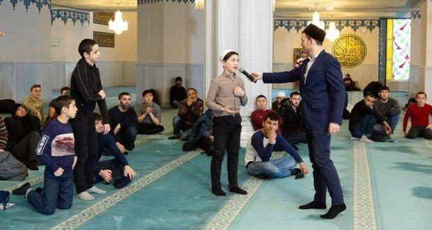 В Московской соборной мечети прошел очередной фестиваль Корана