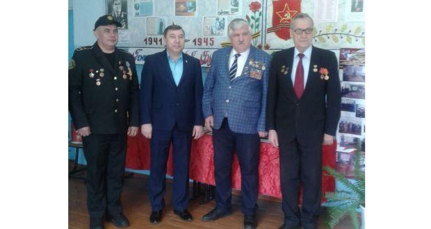 Соревнования, посвященные памяти генерала Фатыха Булатова, прошли в Азнакаевском районе Республики Татарстан