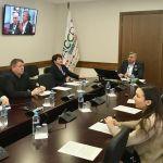 Татарстанским журналистам представили флаг 100-летия ТАССР