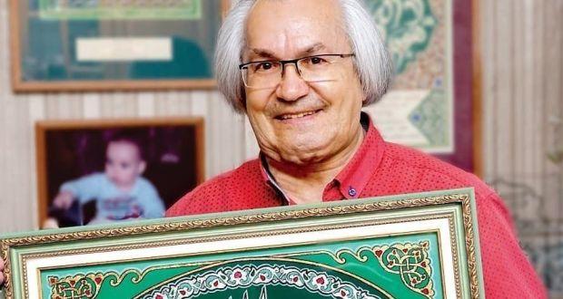 В Уфе в мечети «Ихлас» откроется выставка Наджиба Наккаша