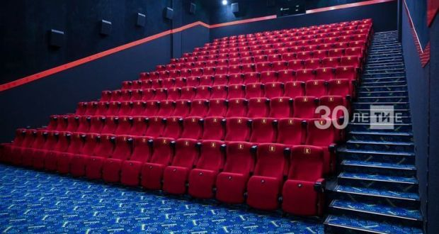 In Tatarstan, because of Covid-19 cinemas and fitness centers suspended