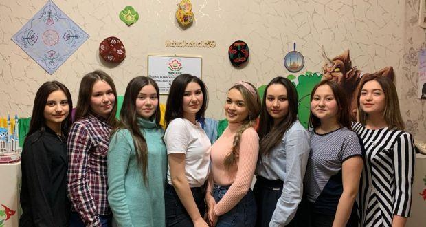 Татарочки Пермского края готовятся достойно выступить в конкурсе красоты и таланта