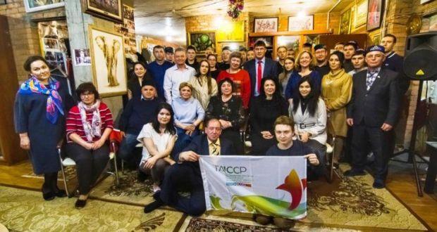 Встреча татарских врачей Москвы была посвящена 100-летию Татарстана