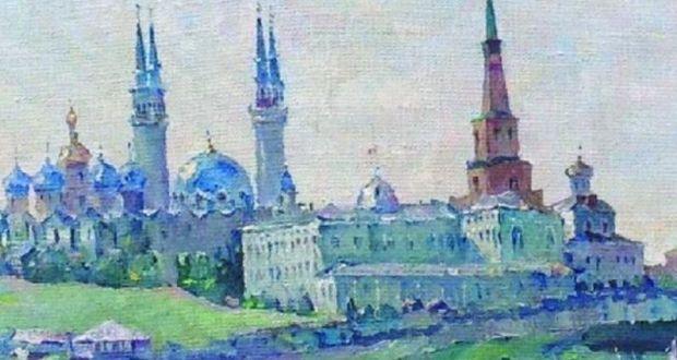 Идет подготовка очередной выставки татарских художников из Санкт-Петербурга в Республике Татарстан