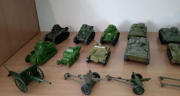 Война в миниатюре