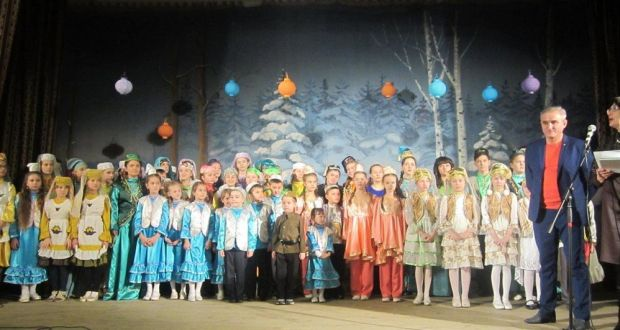 "Correspondence qualifying stage of the children's competition ""Sember Karlygachlary"" started in the Ulyanovsk region"