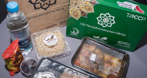 Those in need in Tatarstan were given 18,000 lunch boxes as part of the VIII Republican Iftar. Distribution continues