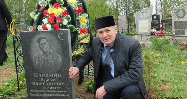 Атырау: Подвиг твой бессмертен, капитан Каримов